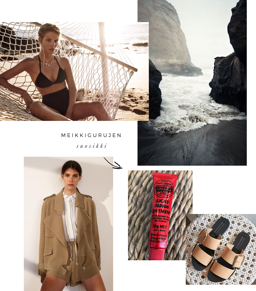 Best Australian fashion and beauty brands